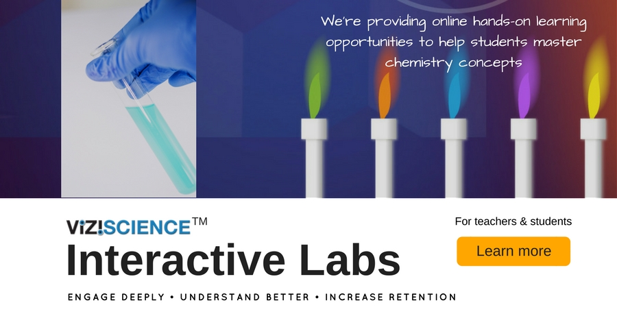 Viziscience Interactive Chemistry Labs